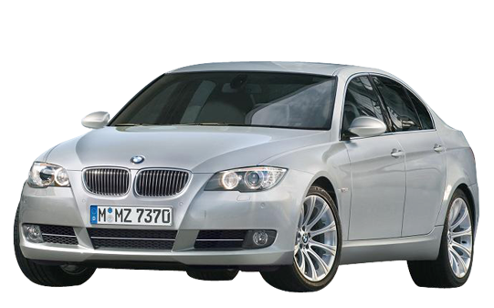 BMW 5 series On Rent