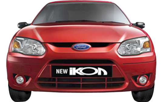 Ford Ikon On Rent