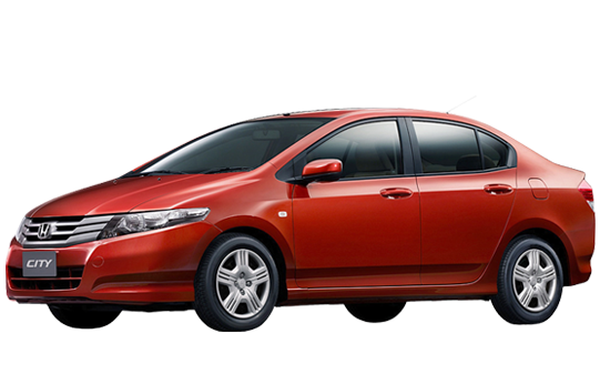 Honda City on Rent