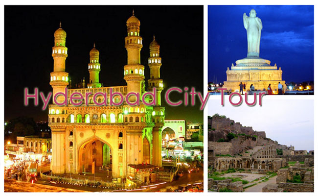 hyderabad city tour, hyderabad package tour, sightseeing tour, 2night 3days hyderabad sightseeing tour, hyderabad to srisailam tour, ramoji film city tour