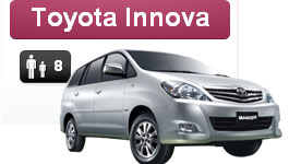 Toyota Innova For Rent In Hyderabad