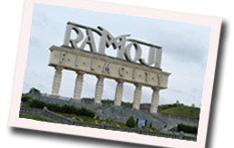 Ramoji Rao Film City Hyderabad